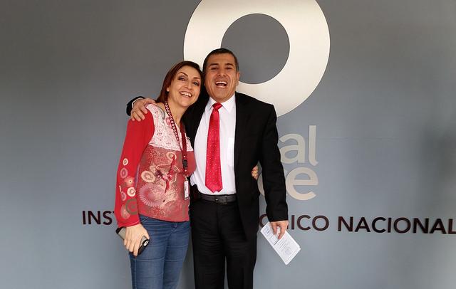 Once TV México con Fernanda Tapia